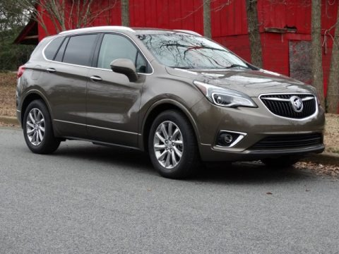 Bronze Alloy Metallic 2019 Buick Envision Essence