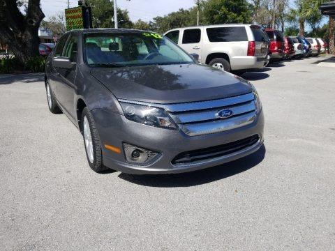 Sterling Grey Metallic 2012 Ford Fusion SE V6