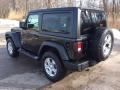 Jeep Wrangler Sport 4x4 Black photo #4