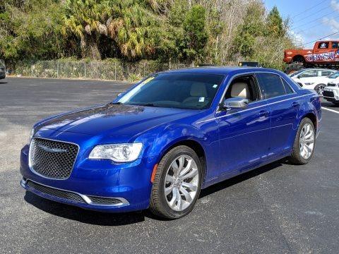 Ocean Blue Metallic 2018 Chrysler 300 Touring