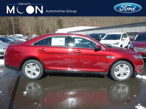 Ruby Red 2019 Ford Taurus SEL