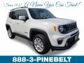 Jeep Renegade Latitude 4x4 Alpine White photo #1