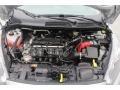 Ford Fiesta SE Hatchback Ingot Silver photo #21