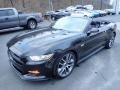 Ford Mustang GT Premium Convertible Shadow Black photo #6