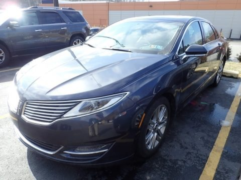 Smoked Quartz 2014 Lincoln MKZ FWD