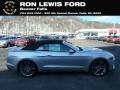 Ford Mustang GT Premium Convertible Ingot Silver photo #1