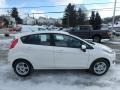 Ford Fiesta SE Hatchback White Platinum photo #4