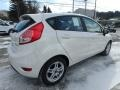Ford Fiesta SE Hatchback White Platinum photo #5