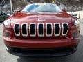 Jeep Cherokee Latitude 4x4 Deep Cherry Red Crystal Pearl photo #9