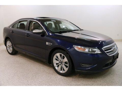 Kona Blue 2011 Ford Taurus Limited