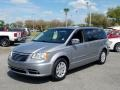Chrysler Town & Country Touring Billet Silver Metallic photo #1