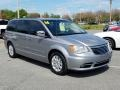 Chrysler Town & Country Touring Billet Silver Metallic photo #7