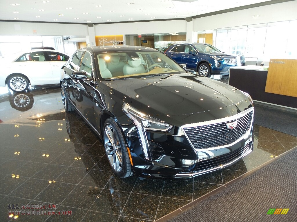 2019 CT6 Platinum AWD - Black Raven / Very Light Cashmere/Maple Sugar Accents photo #1