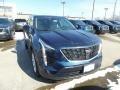 Cadillac XT4 Luxury AWD Twilight Blue Metallic photo #1