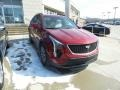 Cadillac XT4 Sport AWD Red Horizon Tintcoat photo #1