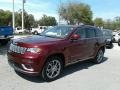 Jeep Grand Cherokee Summit 4x4 Velvet Red Pearl photo #1