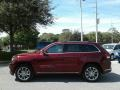 Jeep Grand Cherokee Summit 4x4 Velvet Red Pearl photo #2