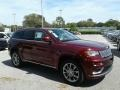 Jeep Grand Cherokee Summit 4x4 Velvet Red Pearl photo #7