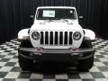 Jeep Wrangler Unlimited Rubicon 4x4 Bright White photo #3