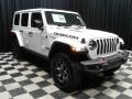 Jeep Wrangler Unlimited Rubicon 4x4 Bright White photo #4