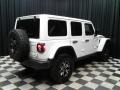 Jeep Wrangler Unlimited Rubicon 4x4 Bright White photo #6