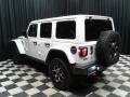 Jeep Wrangler Unlimited Rubicon 4x4 Bright White photo #8