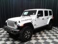Jeep Wrangler Unlimited Rubicon 4x4 Bright White photo #2