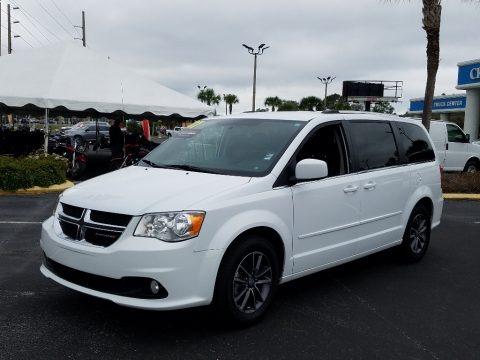 White Knuckle 2017 Dodge Grand Caravan SXT
