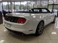 Ford Mustang GT Premium Convertible Oxford White photo #5