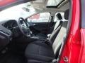Ford Focus SE Sedan Race Red photo #2