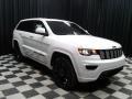Jeep Grand Cherokee Altitude 4x4 Bright White photo #4