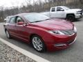 Lincoln MKZ 3.7L V6 FWD Ruby Red photo #6