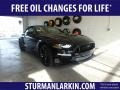 Ford Mustang GT Premium Convertible Shadow Black photo #1