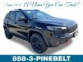 Jeep Cherokee Trailhawk 4x4 Diamond Black Crystal Pearl photo #1