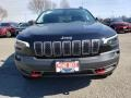 Jeep Cherokee Trailhawk 4x4 Diamond Black Crystal Pearl photo #2
