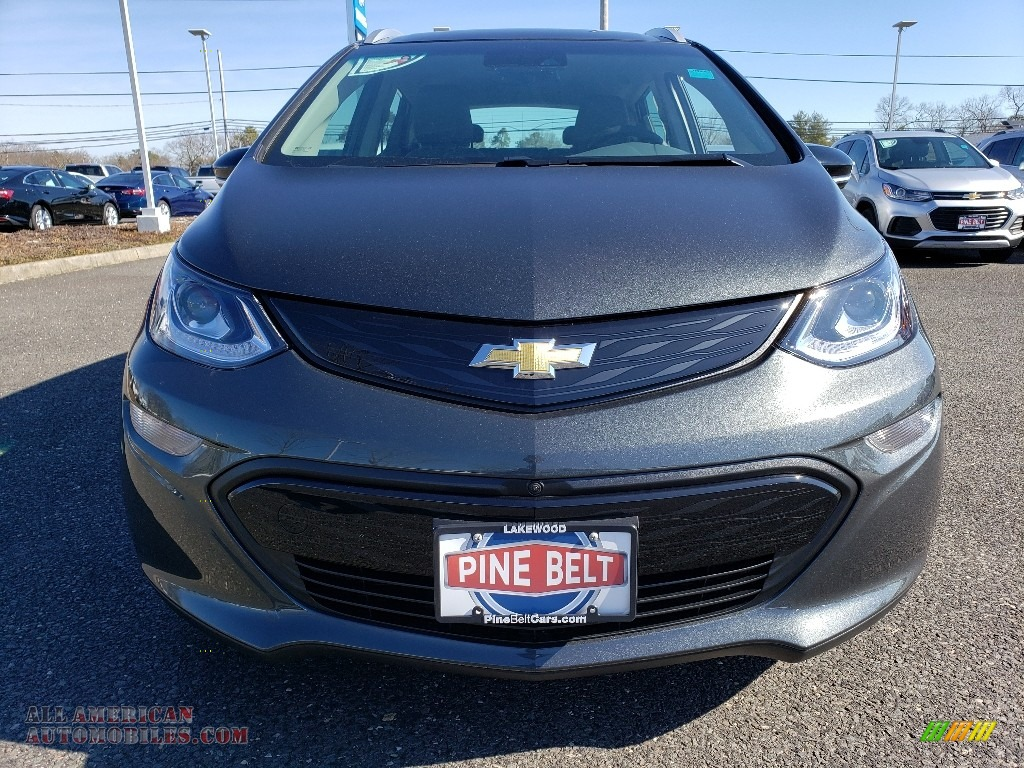 2019 Bolt EV Premier - Nightfall Gray Metallic / Dark Galvanized Gray photo #2