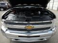 Chevrolet Silverado 1500 LT Crew Cab 4x4 Graystone Metallic photo #10
