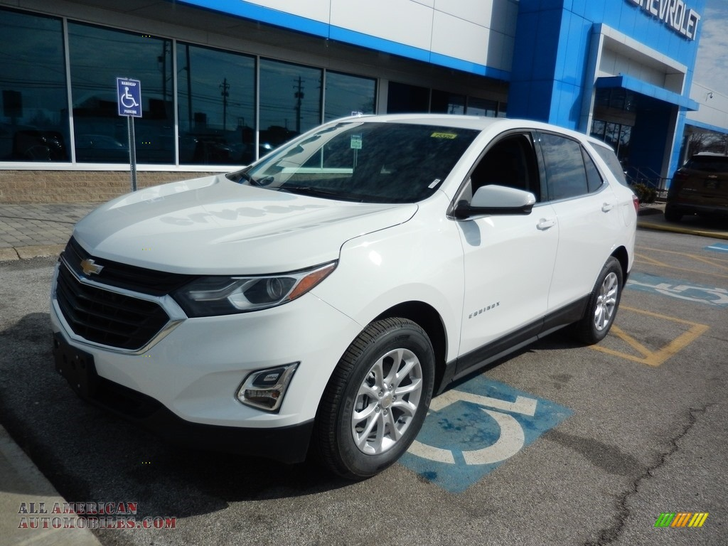 2019 Equinox LT - Summit White / Jet Black photo #1