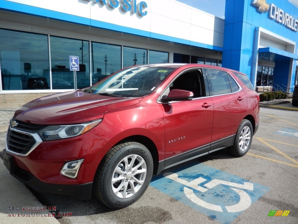 2019 Equinox LT - Cajun Red Tintcoat / Jet Black photo #1