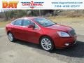 Buick Verano Convenience Group Crystal Red Tintcoat photo #1