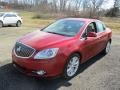 Buick Verano Convenience Group Crystal Red Tintcoat photo #18