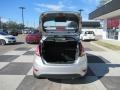 Ford Fiesta SE Hatchback Ingot Silver photo #5
