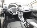 Ford Fiesta SE Sedan Oxford White photo #8