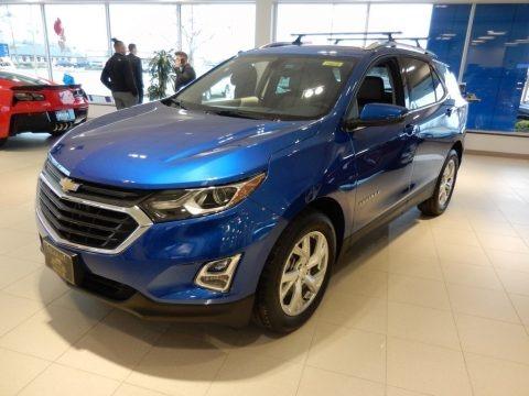 Kinetic Blue Metallic 2019 Chevrolet Equinox LT AWD