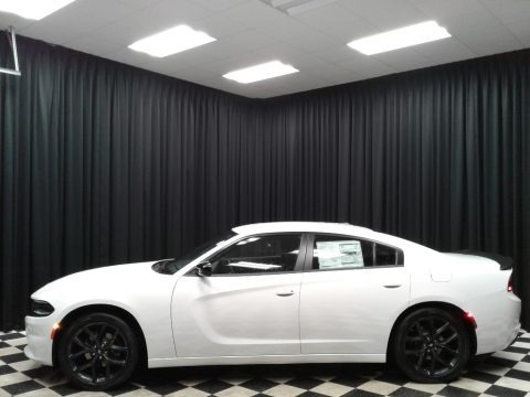 White Knuckle 2019 Dodge Charger SXT