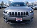 Jeep Cherokee Latitude Plus 4x4 Billet Silver Metallic photo #2