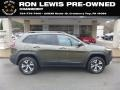 Jeep Cherokee Trailhawk 4x4 ECO Green Pearl photo #1