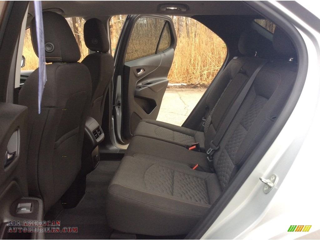 2018 Equinox LT AWD - Silver Ice Metallic / Jet Black photo #25