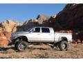 Dodge Ram 2500 Laramie Mega Cab 4x4 Bright Silver Metallic photo #2