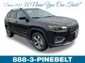 Jeep Cherokee Limited 4x4 Diamond Black Crystal Pearl photo #1